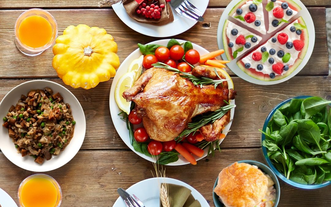 Last-minute Thanksgiving Recipes – 6 Ingredients or less