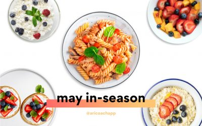 What's in-season for May? A Guide to Best & Cheapest Produce 2021